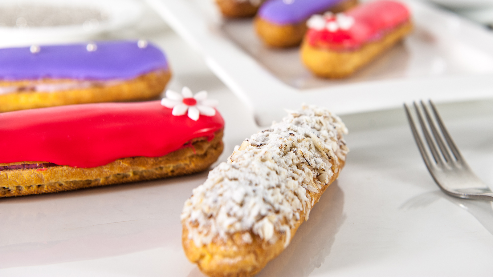 "=""Eclairs"